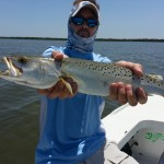 Everglades Trout Fishing